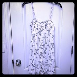 Abercrombie & Fitch Button Down Dress/top